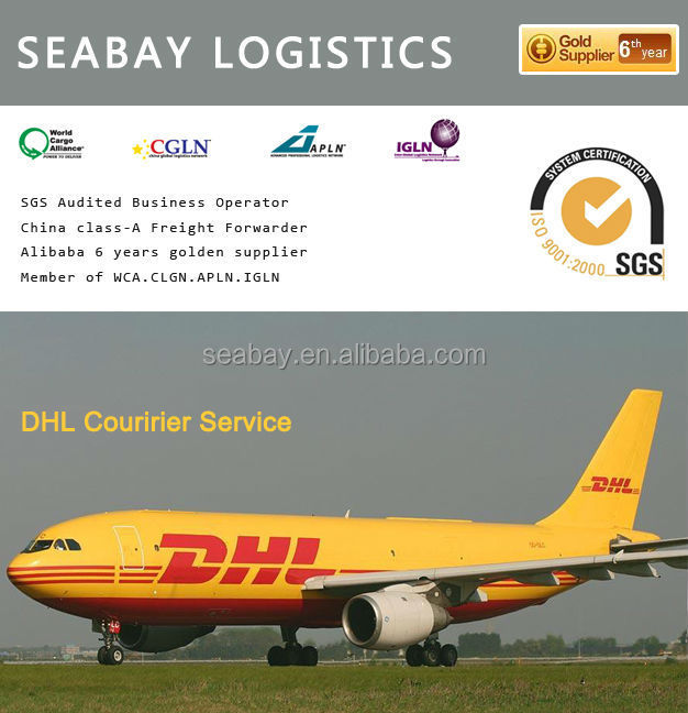 International dhl international shipping rates