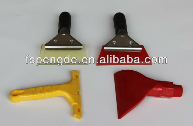 plastic handle squeegee for printing industry