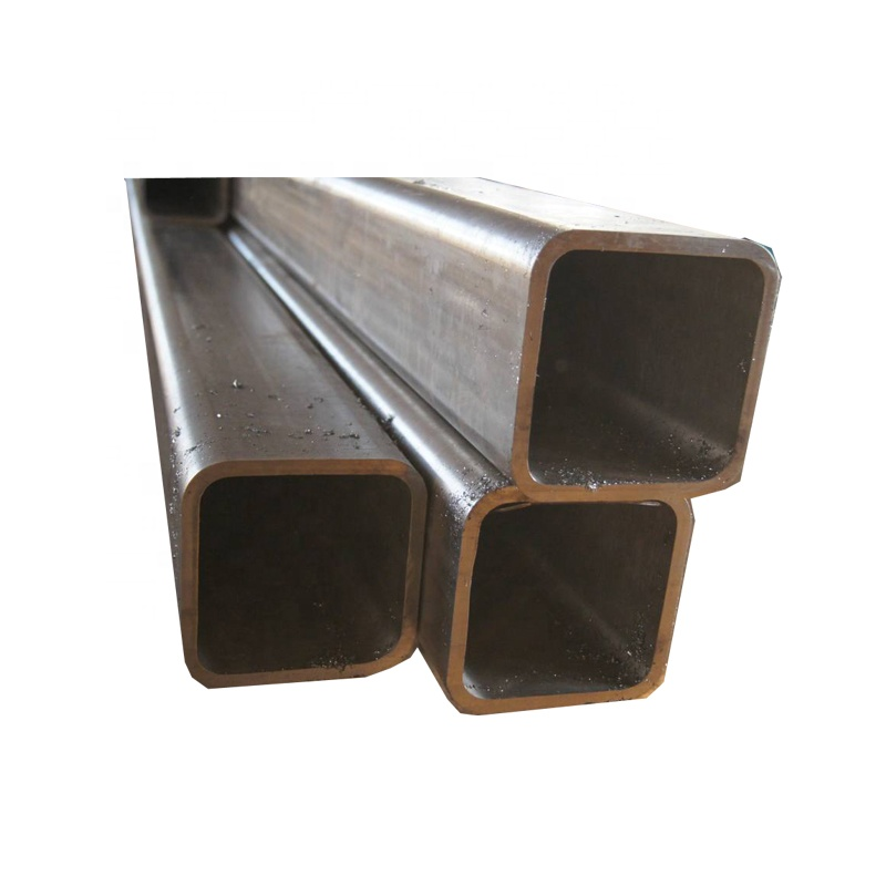 <strong>Trade</strong> Assurance EN10210 weld black round steel tubes for building materials