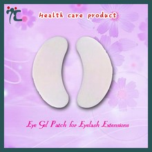 lint free under eye gel pad for eyelash extension