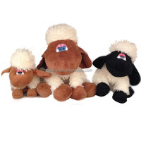 High quality novelty plush live lamb and sheep
