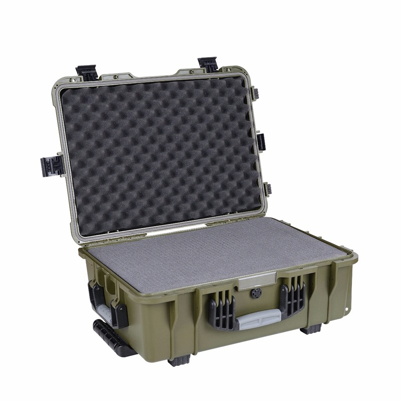waterproof shockproof dustproof hard plastic case for transporting