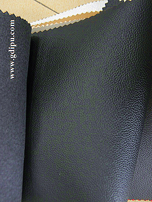 ordinary single color faux pvc leather for home furniture