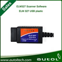 Fast Shipping USB ELM327 Diagnostic Interface USB OBD ELM327 Cable(Wholesale and Retail)