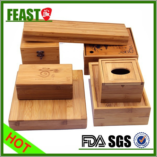 New design and hot sell chinese wooden box
