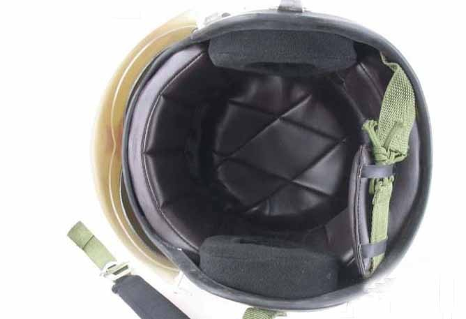 Multi-color Military Tactical Air Force Flight Protective Helmet Army Assault Helmet