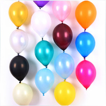 factory direct high quality 12 inch 3.8g tail balloon, easy to connect
