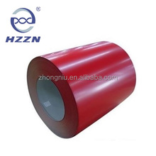 Ukraine RAL3005 Wine Red color PPGI Steel Coil