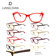 High quality optical reading eye glasses spectacle frames for girl