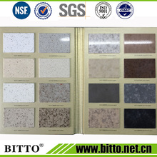 Artificial stone quartz paving stone