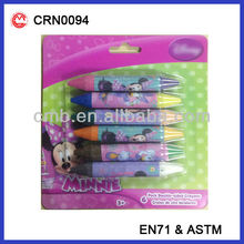 TYPE OF CRAYONS DOUBLE ENDED WAX CRAYON