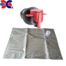 FDA/SGS/ISO9001 wine bag in box holder product