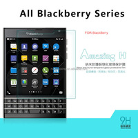 For Blackberry screen protector tempered glass screen protector for Blackberry Q10