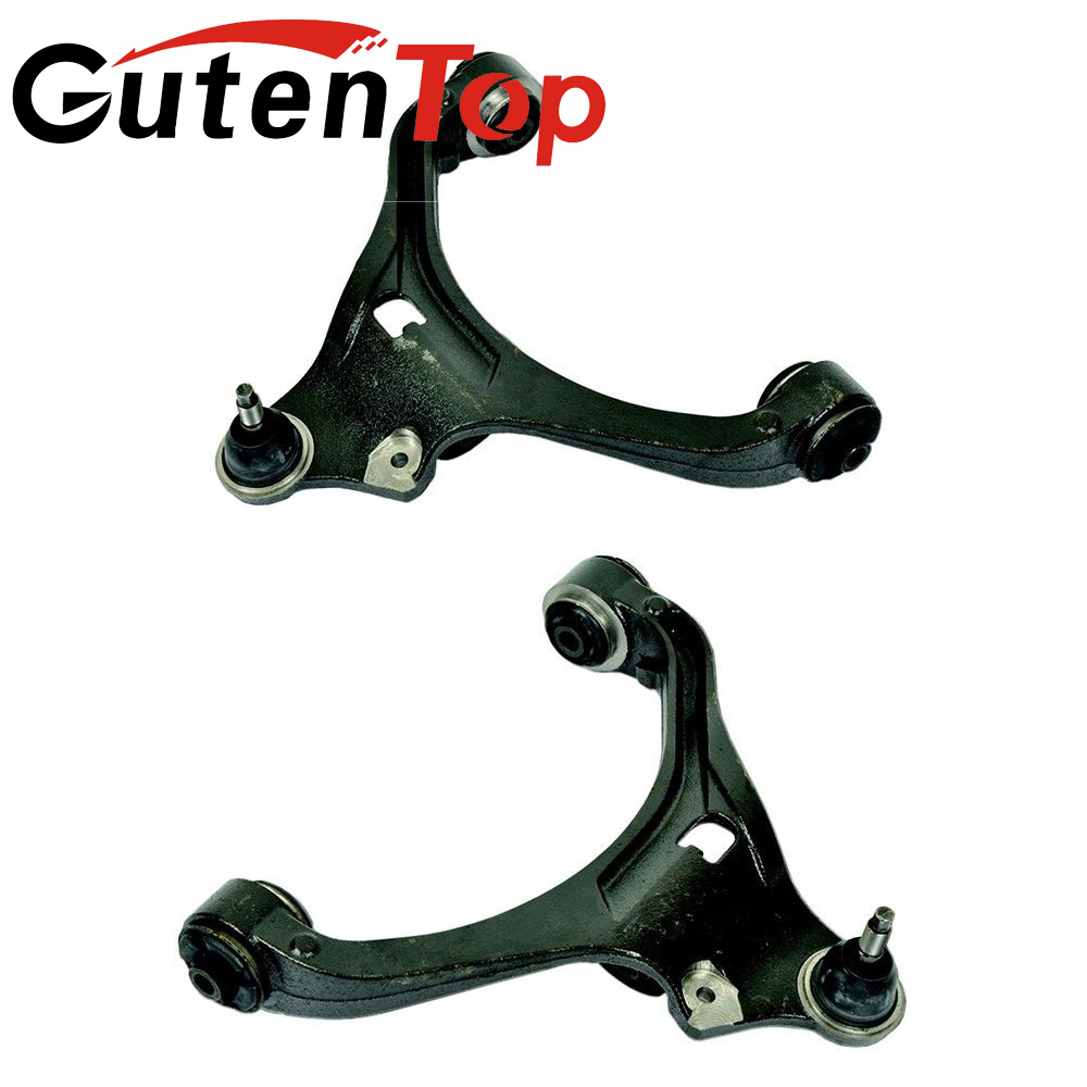 Guten Top Brand New Left & Right Front Lower Control Arm Fit Upper ball joint with rubber bushing OEM RK620478 & RK620479