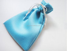 factory direct wholesale satin silk gift bags