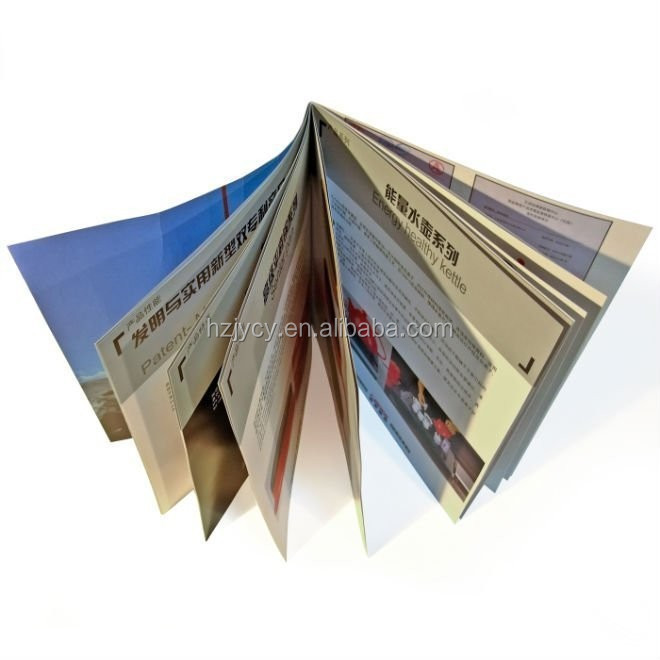 Brochure,booklet printing magazine,flyer,shopping bag etc paper printing
