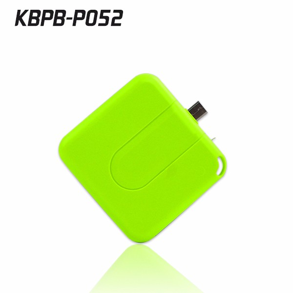 Wholesale portable best mini phone charger 1000mah for all the phones
