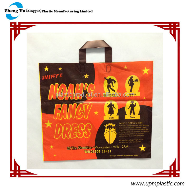 Festival Printing Flexi loop Handle Bag
