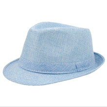 New Polyester jazz Shaping Cap / Fashion Foldable Cowboy Hat