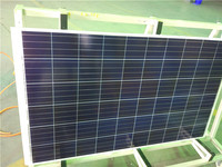 High efficiency solar panel 250w poly suntech solar panel price pv modules factory from China