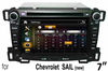 (for Chevrolet Sail) 7 inch Car DVD With GPS(with maps)+Bluetooth+IPOD+USB