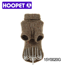 Hoopet Pet Sweater Cute Puppy Dog Clothes Supplies
