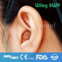 Super power Digital Hearing Aids faceplates for customized hearing aid