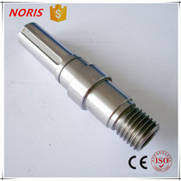 CNC Machining Works Metal Fabrication Service
