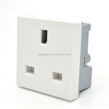 schuko socket accessories with earthing/european socket
