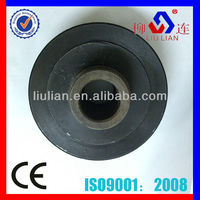 Carbon Steel conveyor chain attachments roller and sleeve