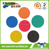 Competitive price pigment dispersion for frp