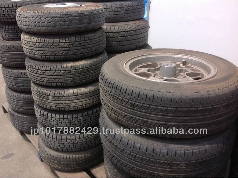 Used Tires For Sale Wholesale in Japan Various Tire Types Available