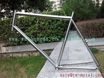 XACD made customize mtb bike frame Ti mtb bike frame 29er titanium mtb bicycle frame 29er