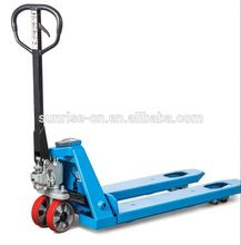 new type wireless hand pallet weigh bridge truck scale