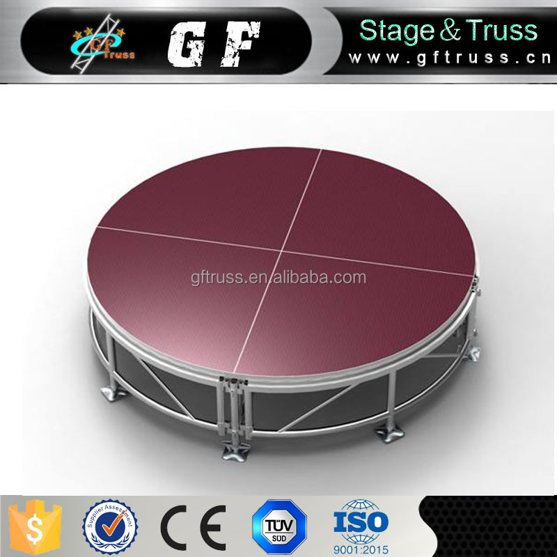 cheap portable stage sale acrylic stage platform