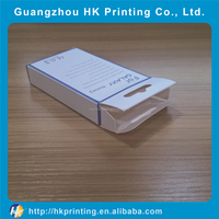 Newest Popular Custom Logo Printed Cheap Phone Case Paper Box
