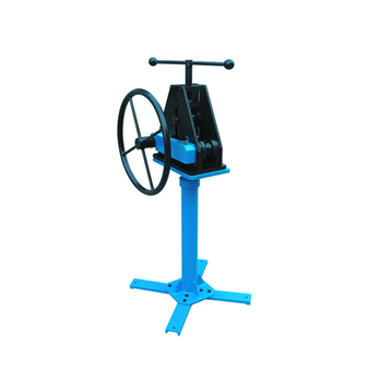 TR-50 TTMC manufacture Manual Round bending machine