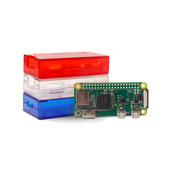 The injection molding case for Raspberry Pi Zero and Zero W controller