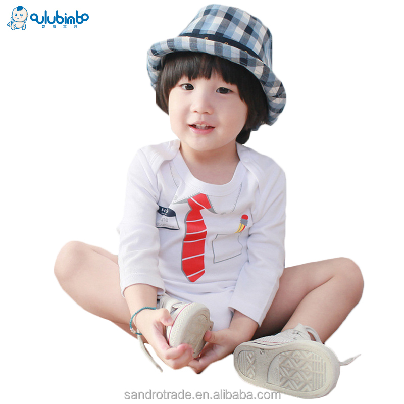 New Style baby clothing set Spring and autumn baby three sets of children