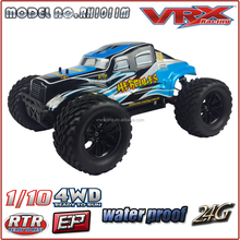 1/10 Mega rc truck, Electric brushed rc model truck