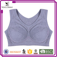 Top Sale Dalian Factory Girls Sexy Tube Sexy Bra Padded Cotton Bra
