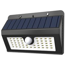 2017 new low price high qulity 45LED motion waterproof solar light for outdoor ,garden ,patio