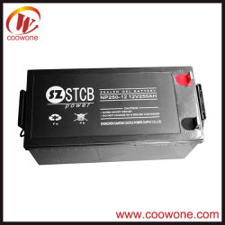 12v 200ah Sealed Maintenance Free Solar Dry Cell Battery