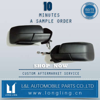 EXTERIOR MIRROR FOR SUV LAND ROVER LR3 RANGE SPORT WITH MEMORY CARD
