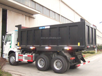 SINOTRUCK Howo tipper truck 6*4 8*4 for sale