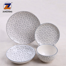 custom printed hotel wholesale china grace designs top choice used restaurant home goods stoneware ceramic dinnerware set