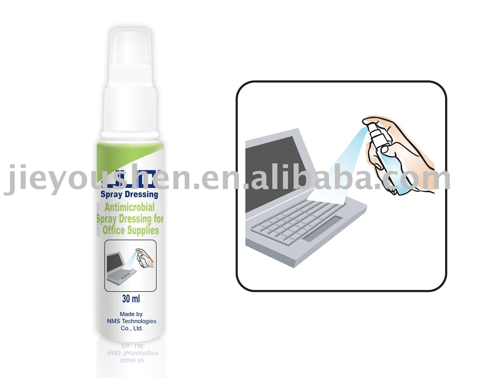 JUC Physical Antimicrobial Cleaning Spray for Office Supplies FDA CE