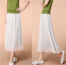 lace skirt distributor for women lady fashion summer casual lace skirt distributor factory manufacture wholesale