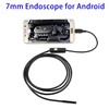 Wholesale 7mm Android Endoscope OTG Micro USB Endoscope Waterproof Borescopes Inspection Camera