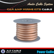 from china to usa high quality electrical wire copper or cca power cable 0 gauge wire cable